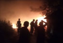 सीवान के जीरादेई में बिजली से लगी भीषण आग, नगदी समेत लाखों की संपत्ति जलकर हुआ खाक