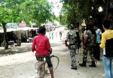 गोपालगंज में अपराधी बेख़ौफ़, दिनदहाड़े बम ब्लास्ट की वारदात को अंजाम देकर हो जाते है फरार