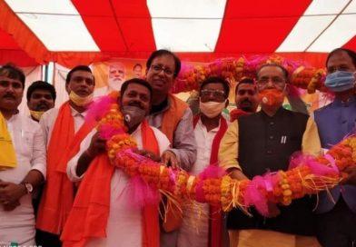 गोपालगंज: कांग्रेस की सरकार ने देश को गुलाम बनाकर शासन करने का काम किया – राधामोहन सिंह
