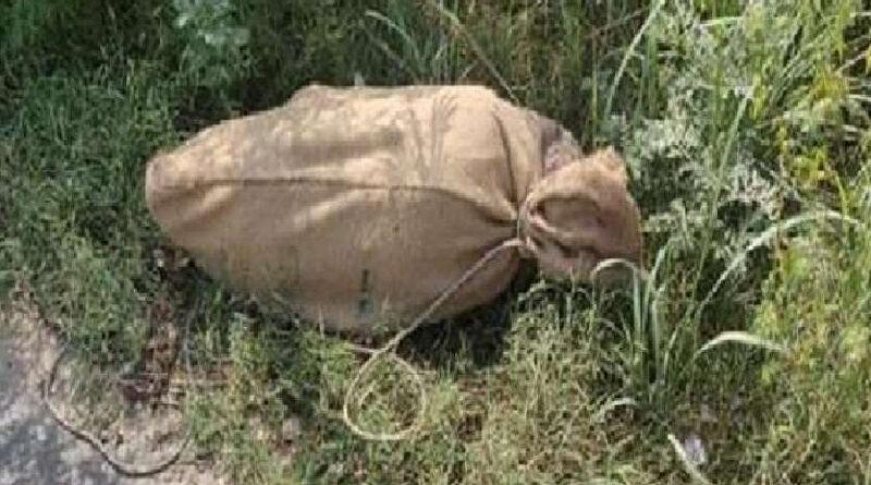 गोपालगंज: किशोरी की हत्या कर शव बोरा में रखकर नदी में फेंका, शव बरामद कर जांच में जुटी पुलिस